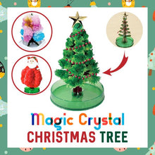 Load image into Gallery viewer, Magic Crystal Christmas Tree