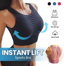 Load image into Gallery viewer, Instant Lift Sports Bra