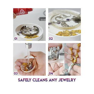 Anti-Tarnish Jewelry Cleaner