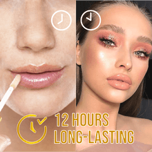 Load image into Gallery viewer, Metallic Pearlescent Matte Lip Gloss