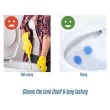 Load image into Gallery viewer, Scrub Free Aromatic Toilet Cleaning Gel