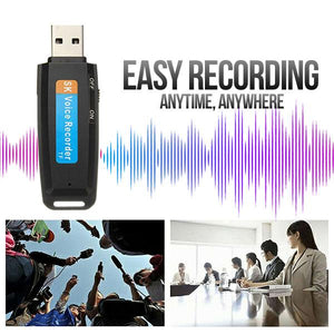 Mini USB Voice Recorder