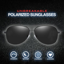 Load image into Gallery viewer, Unbreakable Polarized Sunglasses