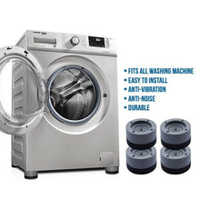 Load image into Gallery viewer, 4PCS Washing Machine Vibration Stopper