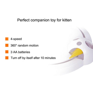 Interactive Funny Cat Toy