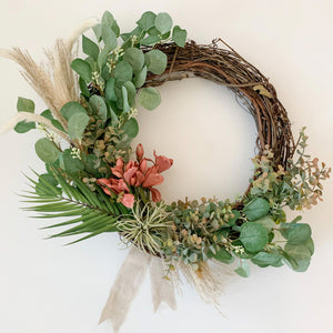 Penelope Boho Wreath