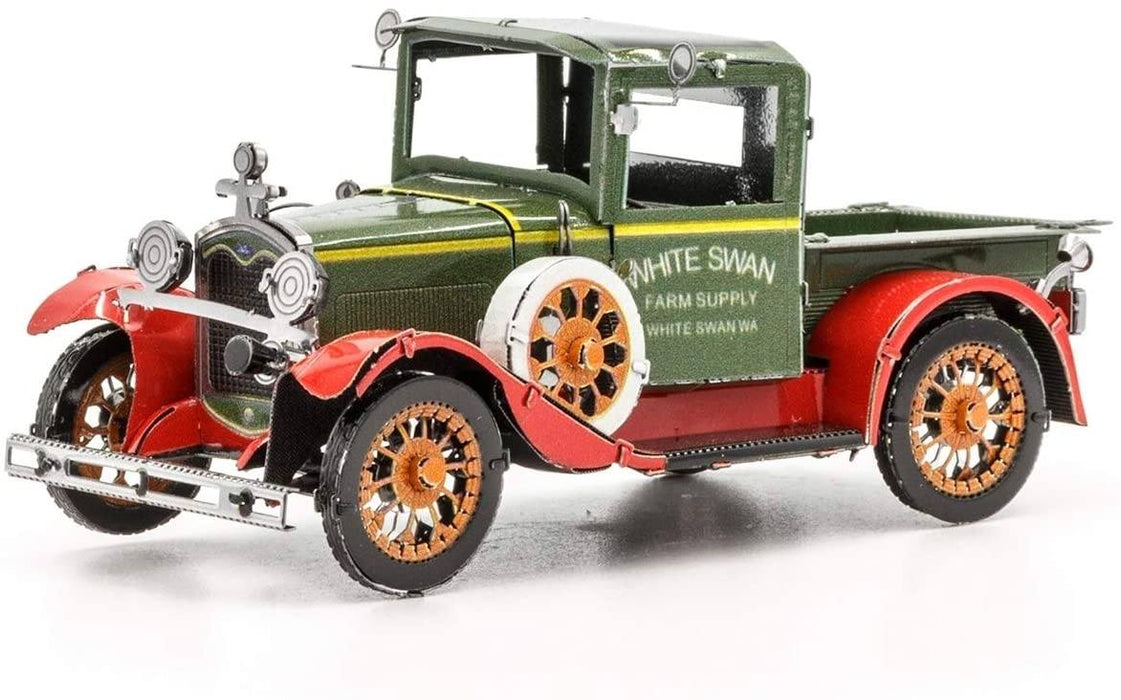 Shop Fascinations Metal Earth 1931 Ford Model A 3D Metal Model Kit - Aliens Poop