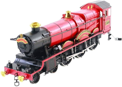 Shop Fascinations Metal Earth ICONX Harry Potter Hogwarts Express Train 3D Metal Model Kit - Aliens Poop