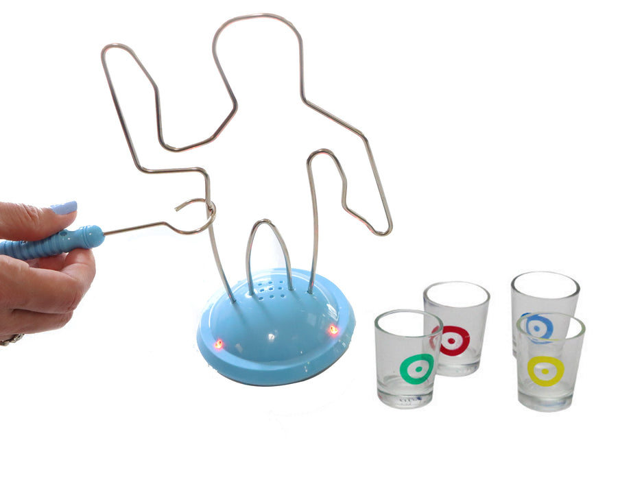 Shop Buzz Wire Men Drinking Game for Party - Aliens Poop