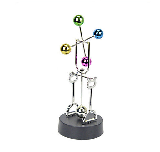 Shop Kinetic Art Perpetual Motion Acrobat Desk Toy - Aliens Poop