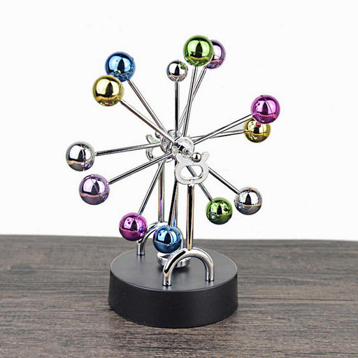 Shop Kinetic Art Perpetual Motion Desk Toy Ferris Wheel - Aliens Poop