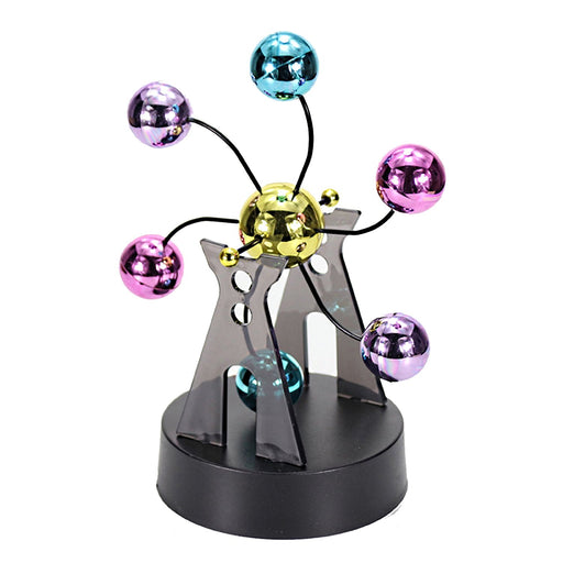 Shop Kinetic Art Perpetual Motion Executive Desk Toys - Color Balls - Aliens Poop