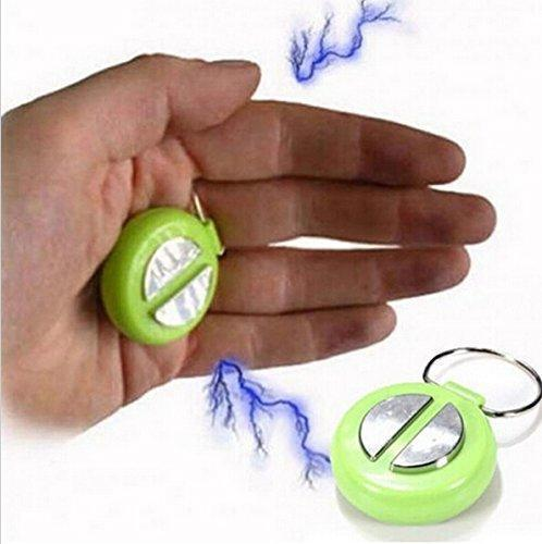 Shocking Hand Buzzer Prank( assorted colors)-Aliens Poop