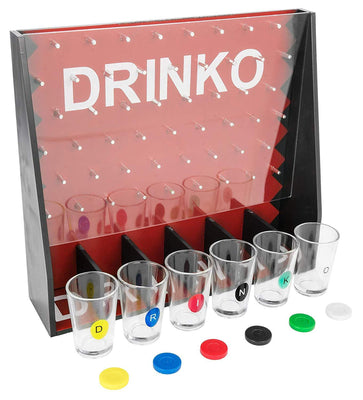 Drinko Shot Drinking Game for Party-Aliens Poop