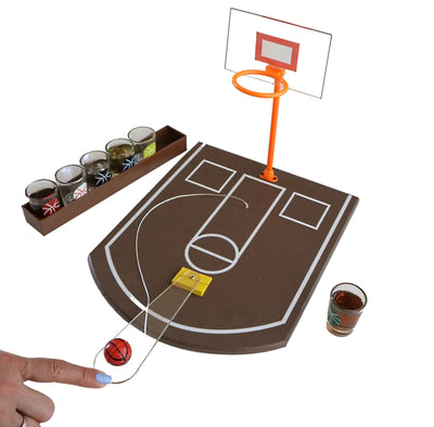 Basketball Shot Drinking Game for Parties - Aliens Poop