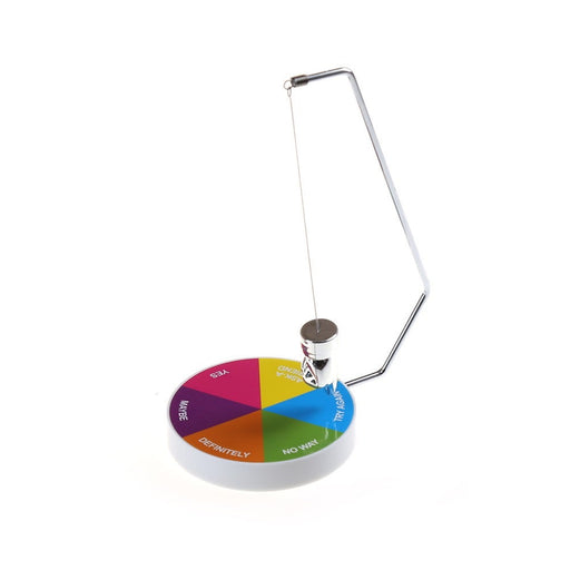 Shop Magic Decision Maker Magnetic Swing Ball Pendulum Colors - Aliens Poop
