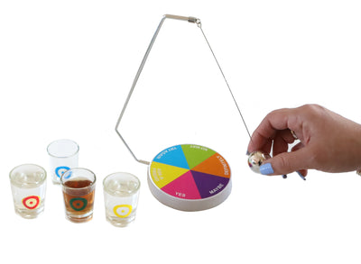 Decision Maker Pendulum Ball Drinking Game for Party - Aliens Poop