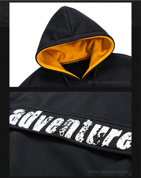 Front Pocket Hoodie - Bohemian Shrine
