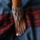 Indian Style Anklet