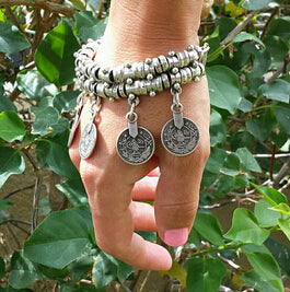 Gypsy Boho Bracelets - Bohemian Shrine