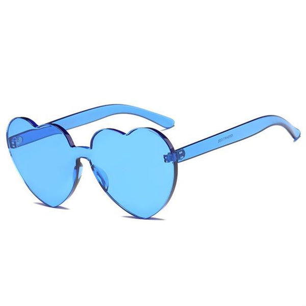Love Heart Sunglasses - Bohemian Shrine