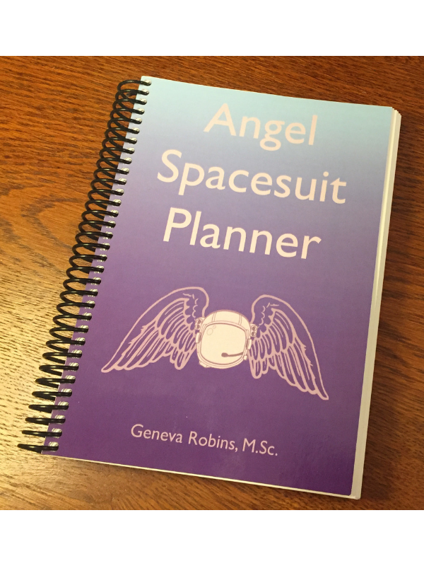 Angel Spacesuit Planner