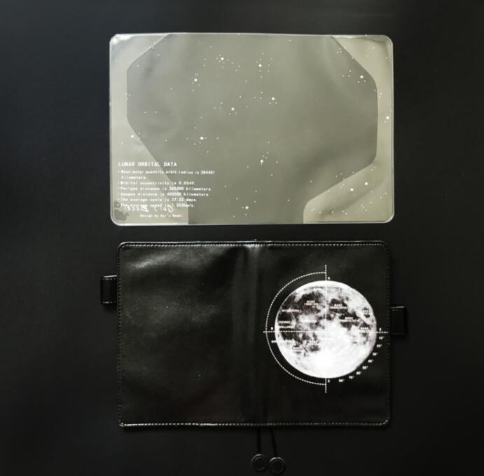 Fly Me to the Moon - A5 Journal Cover