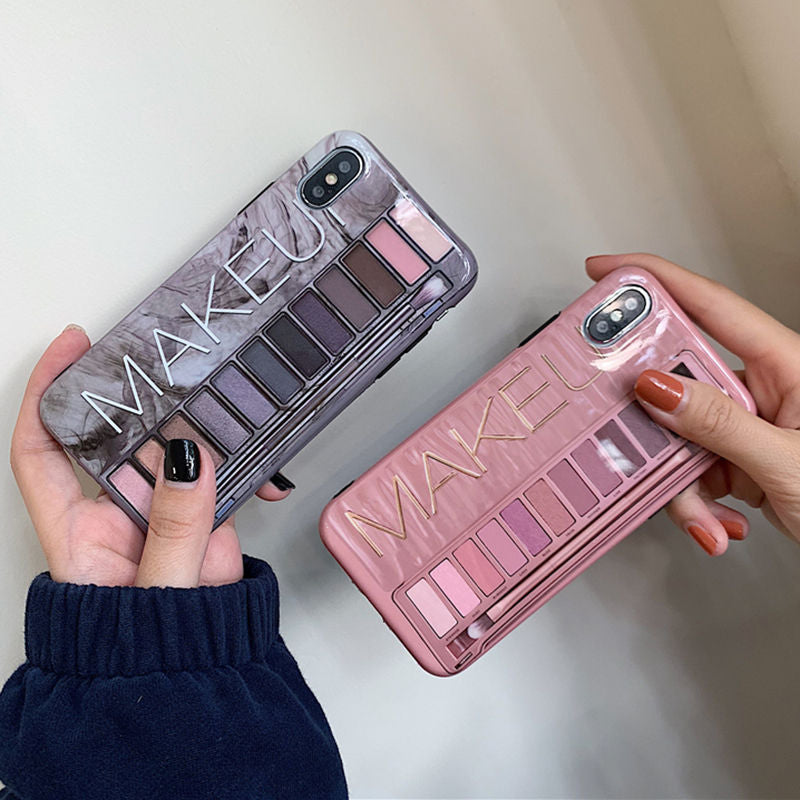 Makeup Eye shadow Palette phone Case