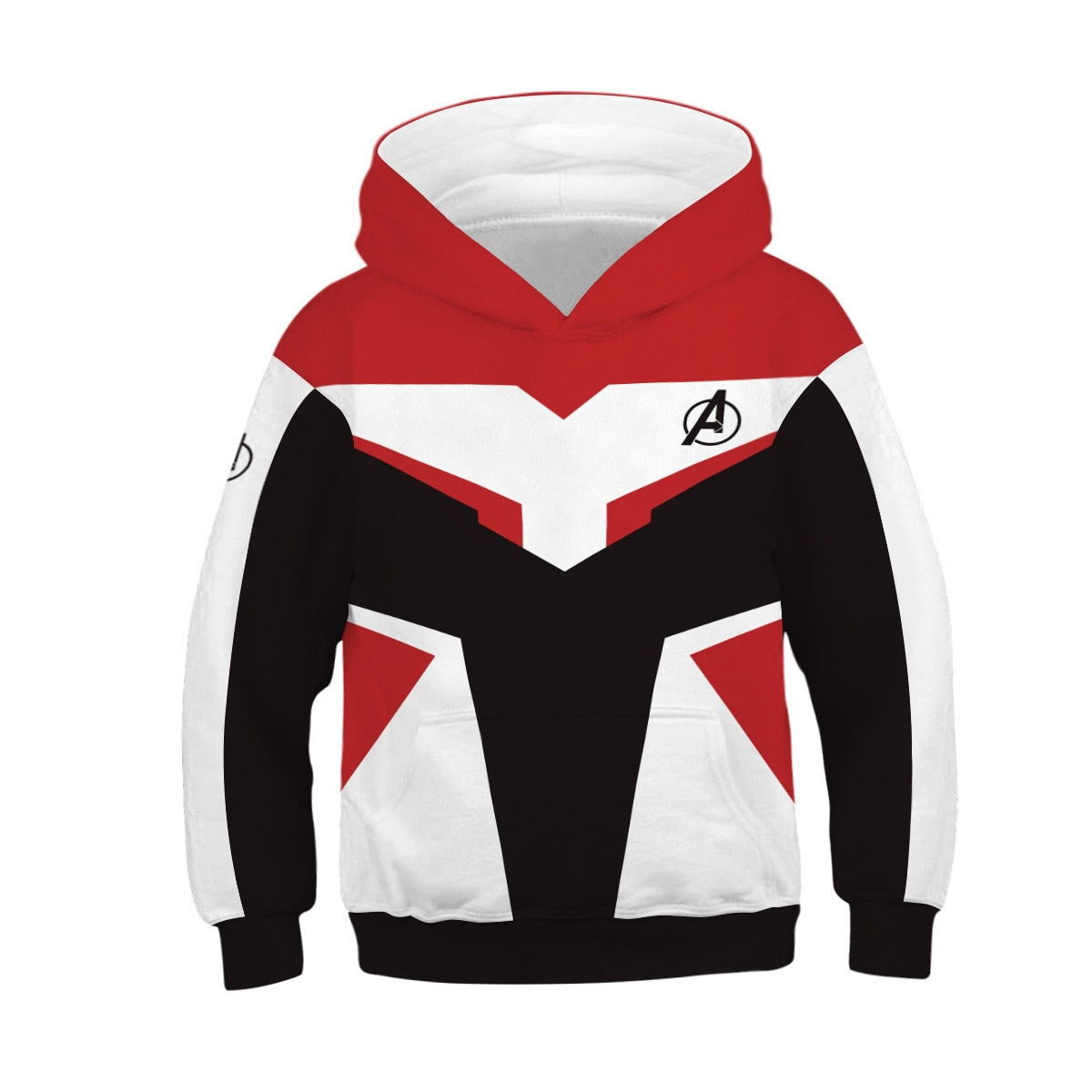 Kids Hoodies  The Avengers Endgame 3D Print