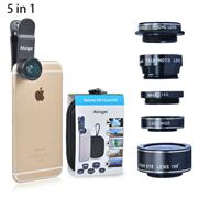 Akinger 4in1, 5in1, 7in1, 10in1, 13in1 Phone camera Lens Kit