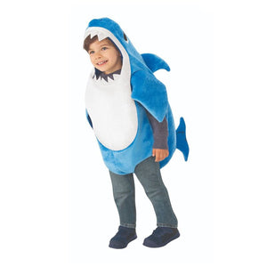 3 Colors Child  Prom Family Shark Cosplay Kids Halloween 3D Anime Cosplay Baby Costumes