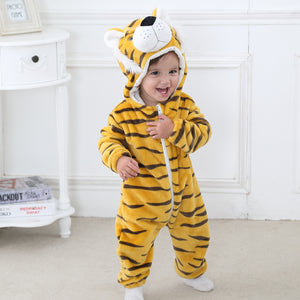 Long sleeve Crawling Baby JumpSuit