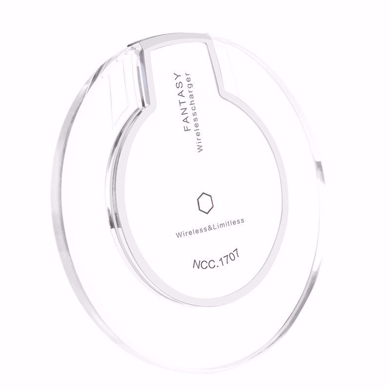 Wireless Charger Fast Qualcomm Quick Charge For Samsung And Apple iPhones Wireless Charging Pad