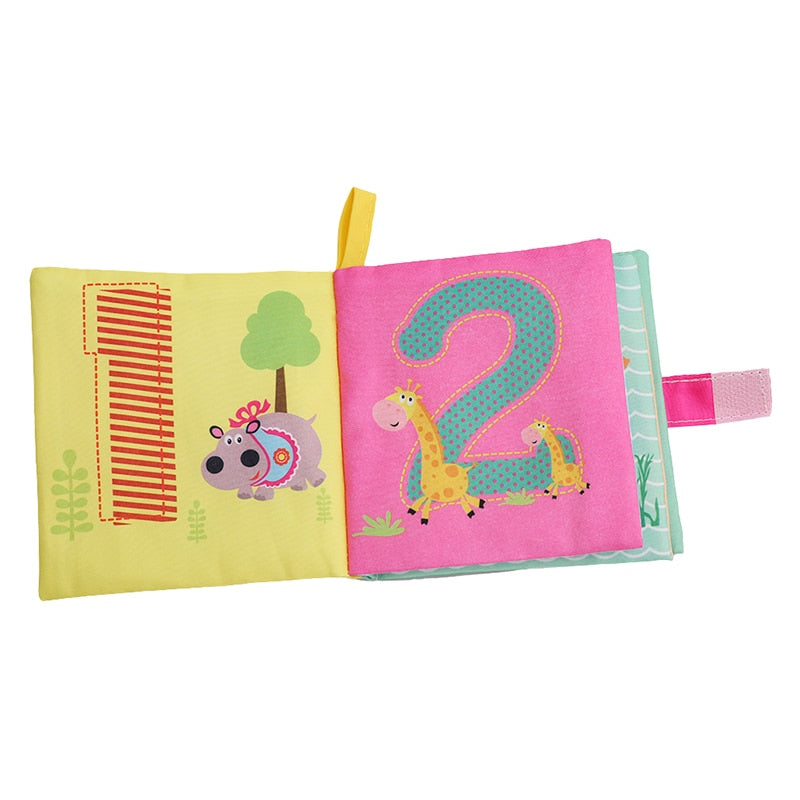 Cloth Books Learning Toys