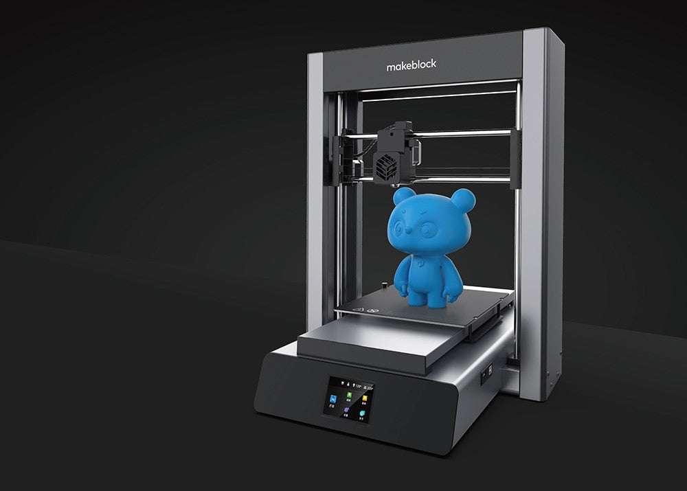 Makeblock 3D Printer & Laser Engraving