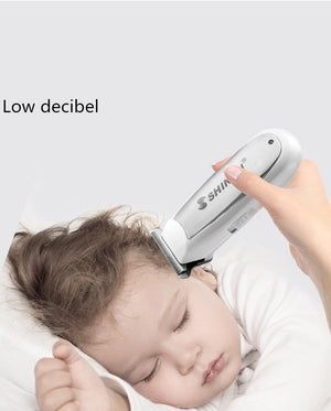 Electric Quiet Trimmer For Baby Hair Cuts & Child Hair Cuts