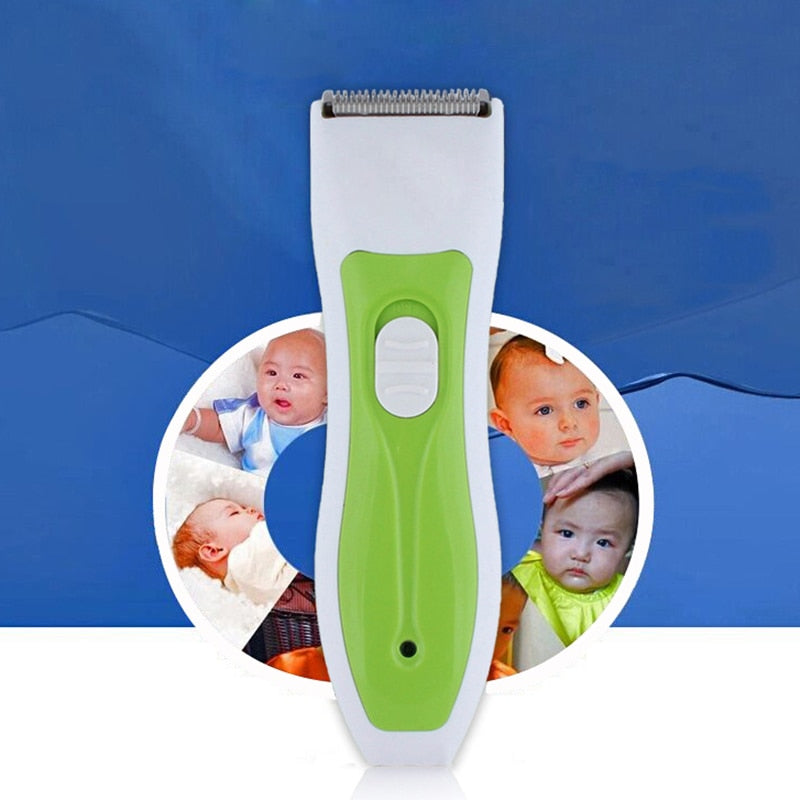 Electric Baby & Kids Electric Hair Clippers Child Silent Cutting Machine Cordless (220V)