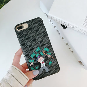 coque iphone 8 plus monopoly