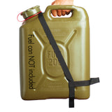 Easy Pour 2 Handle Strap for Scepter MFC FUEL Cans