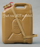 Easy Pour Duel-Handle FUEL Strap for Scepter MFC FUEL Cans