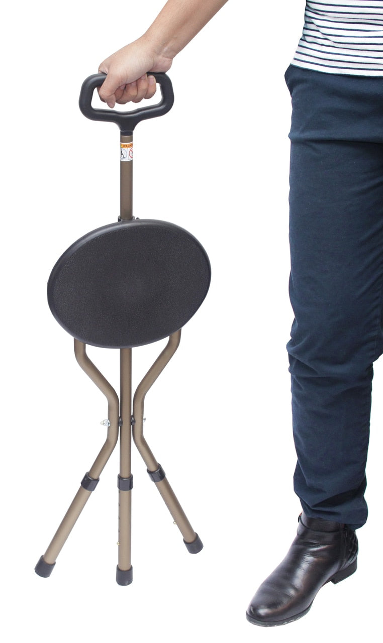 Forsite Adjustable Seat Cane