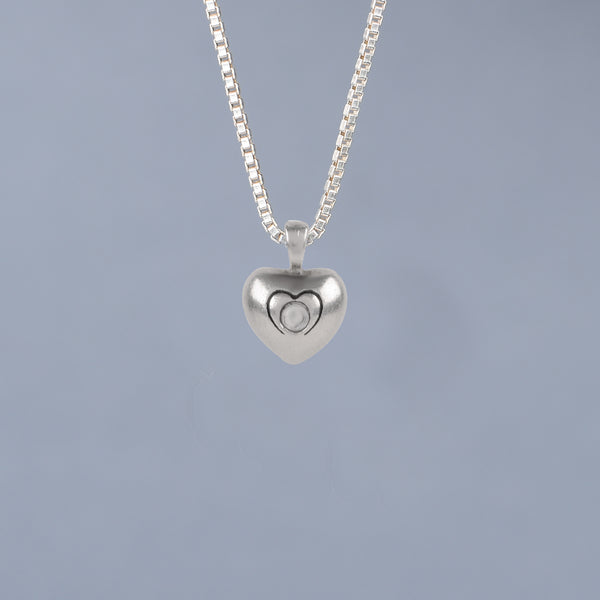 Projection Heart Pendant