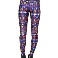 Load image into Gallery viewer, Women's Punk Leggings - Myhotleggings