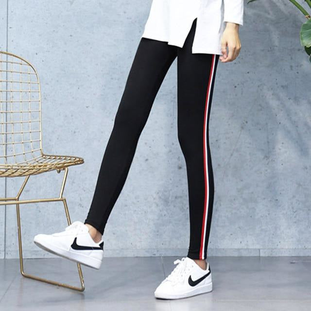 Women's Casual Cotton Leggings - Myhotleggings
