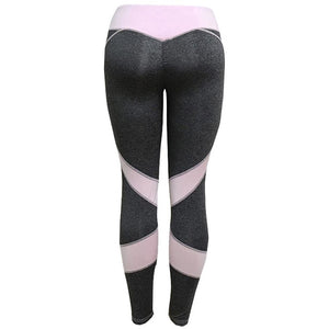 Women's Heart-Shaped Leggings - Myhotleggings