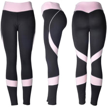 Load image into Gallery viewer, Women's Heart-Shaped Leggings - Myhotleggings