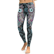 Load image into Gallery viewer, Women's Premium SkullHead Leggings - Myhotleggings