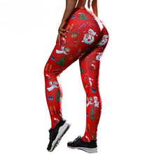 Load image into Gallery viewer, High Waisted Christmas Leggings - Myhotleggings