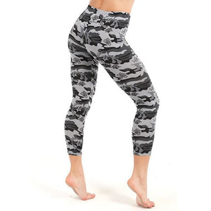 Women's Camouflage Leggings - Myhotleggings