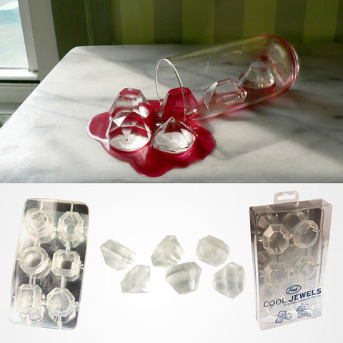 #9 Cool Jewels Ice Cube Tray